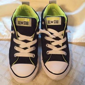 Boys Converse All Stars size 2